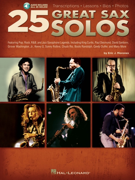 No brand 25 Great Sax Solos