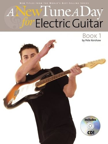 No brand A NEW TUNE A DAY  ELECTRIC GUITAR   BOOK 1 (CD EDITION) GTR BOOK/CD