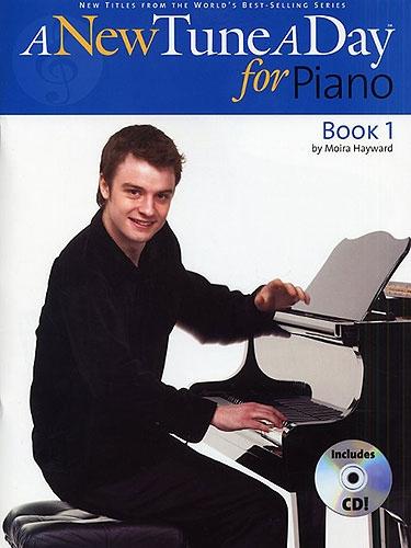 No brand A NEW TUNE A DAY  PIANO   BOOK 1 (CD EDITION) PF BOOK/CD