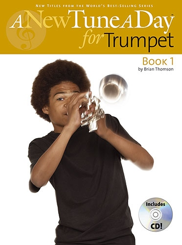 No brand A NEW TUNE A DAY  TRUMPET/CORNET   BOOK 1 (CD EDITION) BOOK/CD