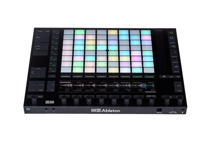 Controller MIDI Ableton Push 2