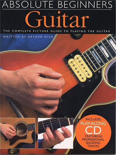 No brand Absolute Beginners: Guitar - Book One