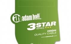Adam Hall 3Star 3.5TRS-2TS 1m
