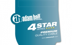 Adam Hall 4Star Mic XLR 1.5m