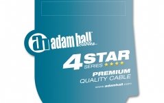Adam Hall 4Star Mic XLRf-TRS 3m