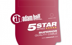 Adam Hall 5Star Instrument TS Silent 9m