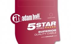 Adam Hall 5Star Mic XLR 5m