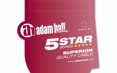 Adam Hall 5Star Mic XLRf-TS 10m