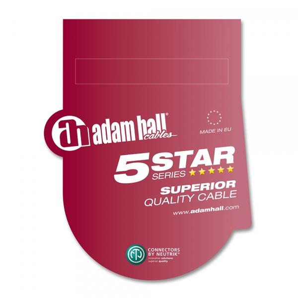 Adam Hall 5Star TRS-TRS 3m