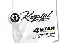 Adam Hall Krystal 4S Mic XLR 15m