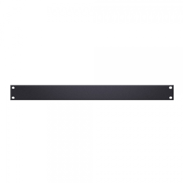 Adam Hall Rack Panel 1U 87221 ALU