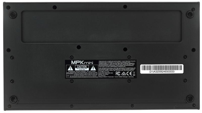 Akai MPK Mini Mk3 Black