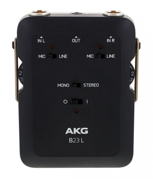 Adaptor phantom power AKG B23L