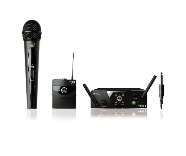 AKG WMS 40 Mini2 Vocal-Instrument