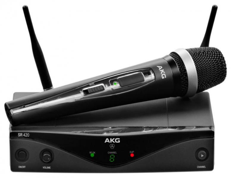 AKG WMS 420 Vocal D5