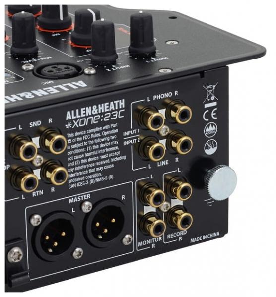 Mixer DJ cu 4 canale Allen&Heath XONE:23C