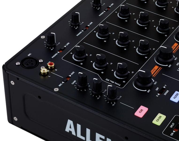 Mixer analogic de DJ cu 4+1 canale Allen&Heath XONE:43