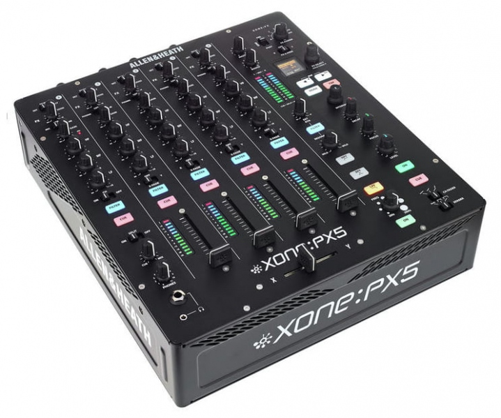 Mixer DJ cu 4+1 canale Allen&Heath XONE:PX5