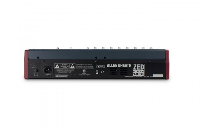 Allen&Heath ZED60-14FX