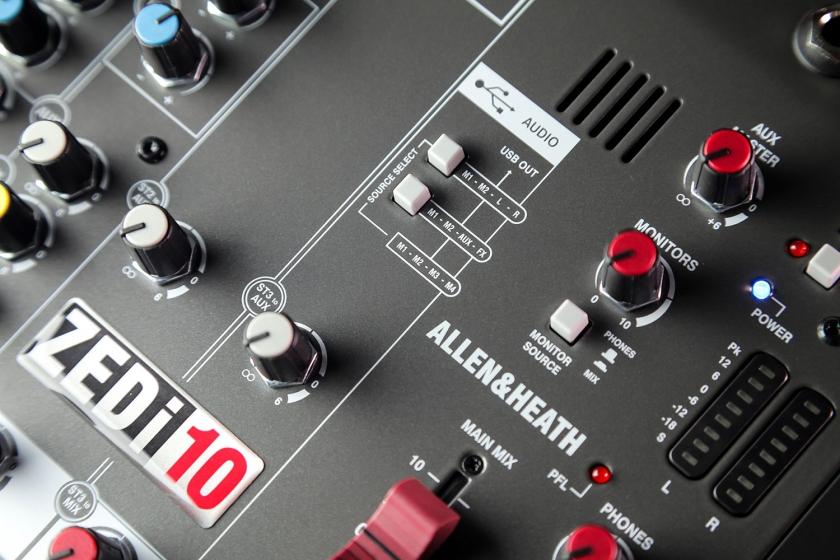 Allen&Heath ZEDi-10
