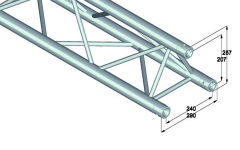 Alutruss TRILOCK 6082-1000