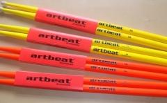 Artbeat Hickory Groovy 5A UV Orange