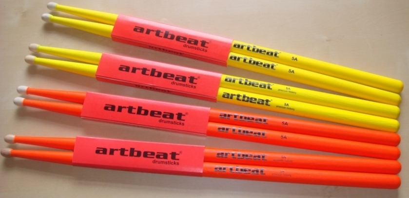 Artbeat Hickory Groovy 5A UV Yellow
