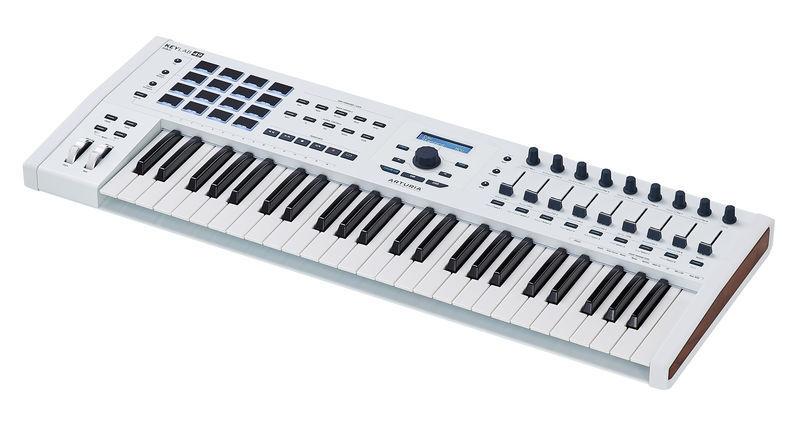 Arturia KeyLab 49 Mk2 White