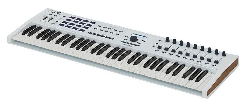 Arturia KeyLab 61 Mk2 White