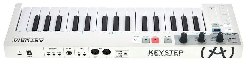 Claviatura portabila MIDI USB Arturia KeyStep