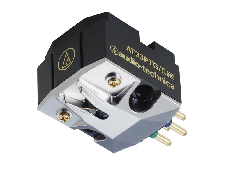 Doza pentru pickup Audio-Technica AT-33 PTG/II