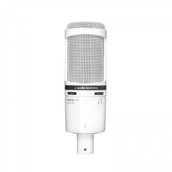 Audio-Technica AT2020 USB+ White
