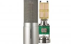 Microfon codenser cardioid de studio Audio-Technica AT5047