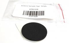 Audio-Technica AT8142B Temple Pad Single