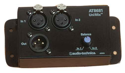 Audio-Technica AT8681 UniMix