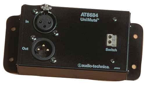 Audio-Technica AT8684 UniMute