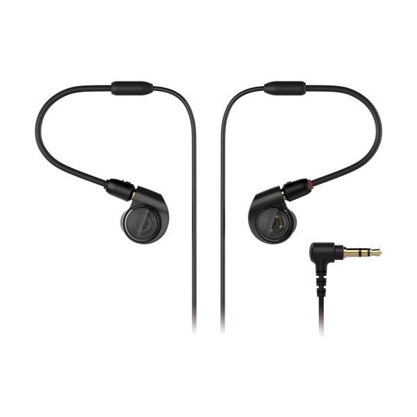 Casti profesionale de monitorizare in-ear Audio-Technica ATH-E40