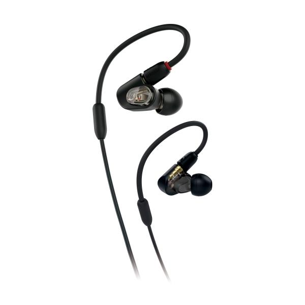 Casti profesionale de monitorizare in-ear Audio-Technica ATH-E50
