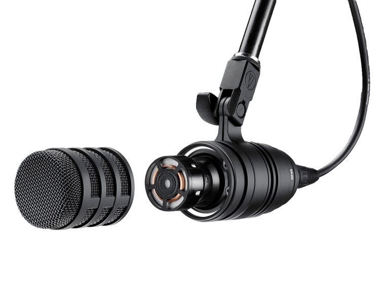 microfon dinamic hipercardioid de broadcast