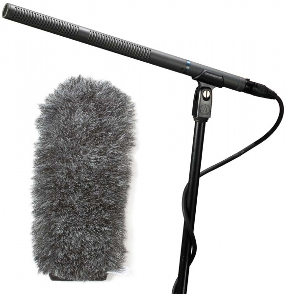 Windscreen de blana Audio-Technica BPF-250