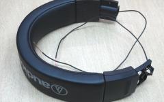 Audio-Technica Headband Assy Kit ATH-M50X BK
