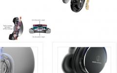 Audio-Technica MSR7 BK