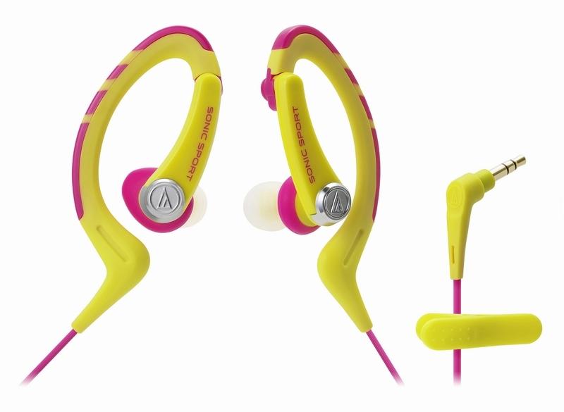 Casti in-ear Audio-Technica SPORT-1 YP