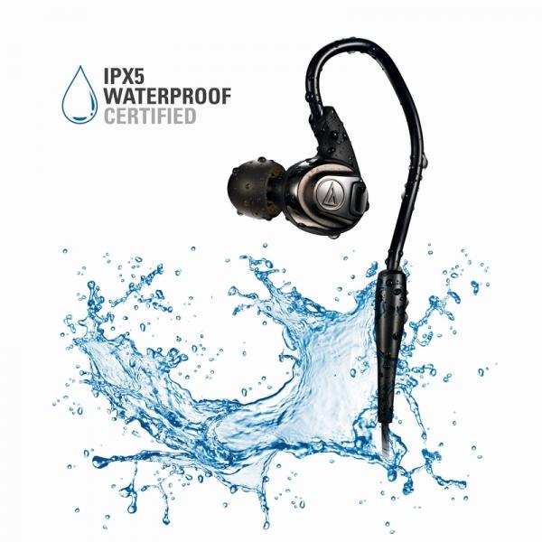 Casti in-ear Audio-Technica SPORT-3 RD