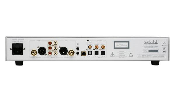 Audiolab 8200CDQ V12E - Resigilat
