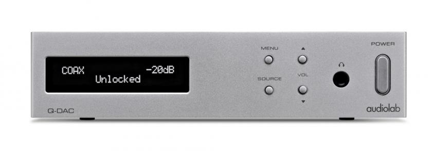 Audiolab Audiolab Q-DAC Silver