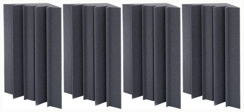 Auralex LENRD Bass Traps Charcoal