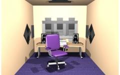 Auralex Roominators D36-DST Purple