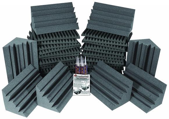 Auralex Roominators Project 2 Charcoal