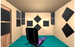 Aplicatie Virtuala Spate www.auralex.com